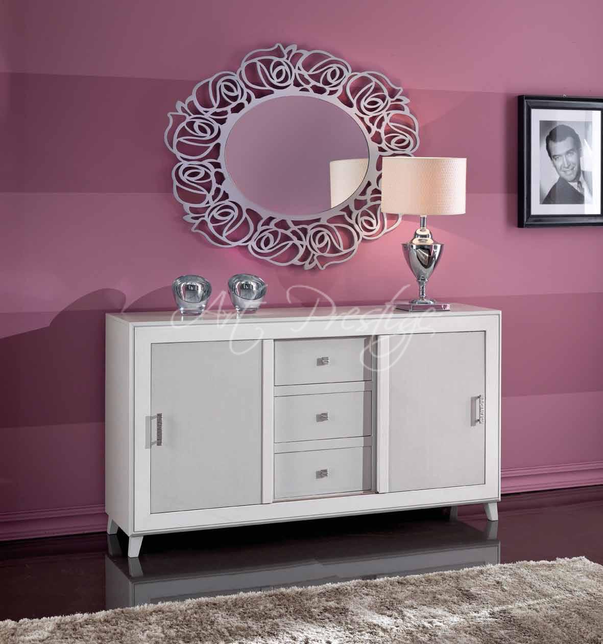 Art.2181/A Credenza ante scorrevoli - Art Prestige – Luxury Furniture