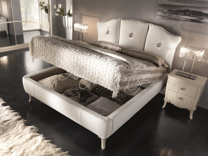 Art.667 Camera da letto con Swarovski - Art Prestige – Luxury Furniture