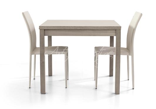 Tavolo in legno apertura a libro art prestige luxury furniture - Tavoli a libro moderni ...