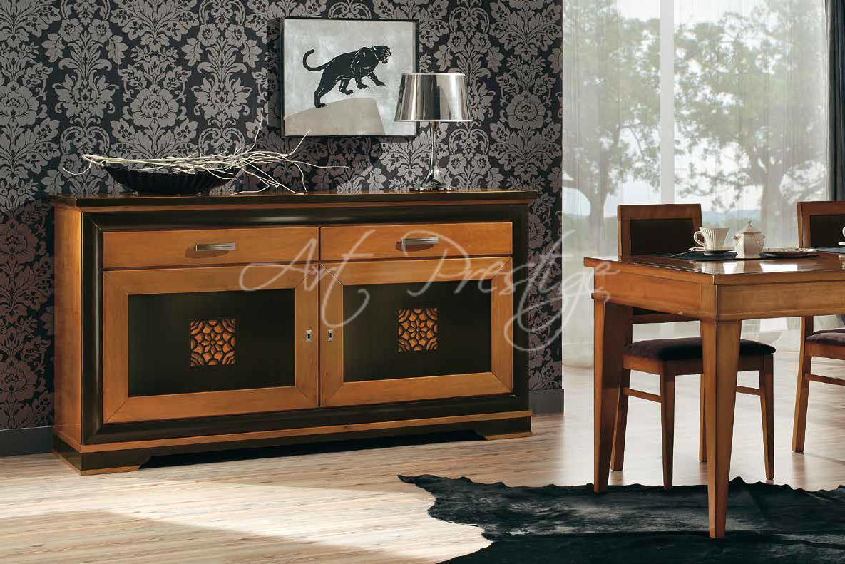Credenza Moderna In Noce : Art t credenza moderna noce moka prestige u luxury furniture