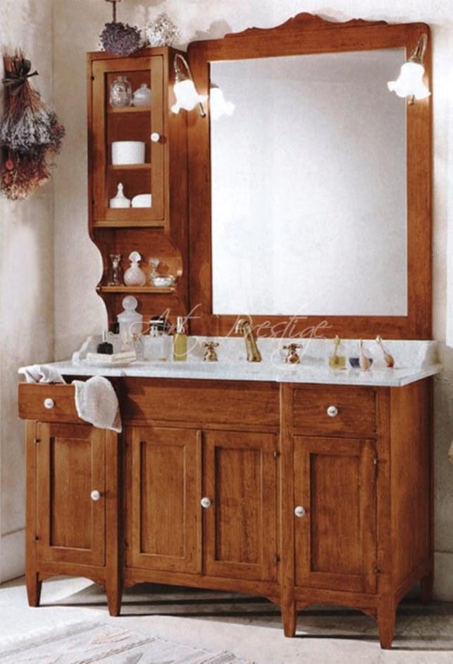 Mobile bagno stile classico art prestige luxury furniture - Mobili bagno in stile classico ...