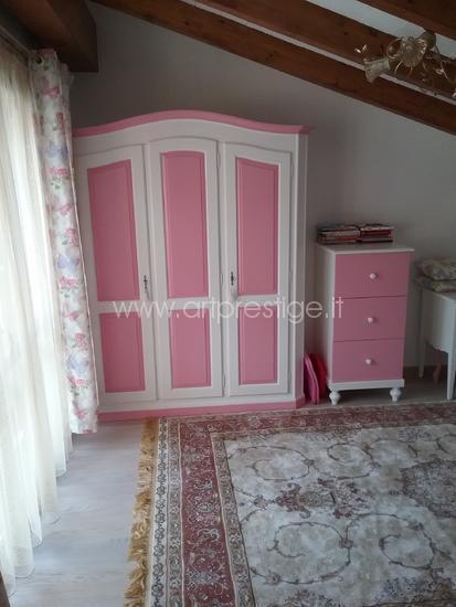 Armadio Per Cameretta Bimba.Cameretta Bimba Art Prestige Luxury Furniture