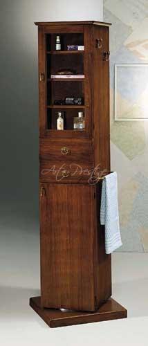 Art.113/G Colonna da bagno girevole - Art Prestige – Luxury Furniture