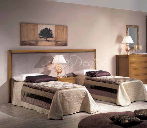 Art.5031/GB Letti singoli con testata - Art Prestige – Luxury Furniture
