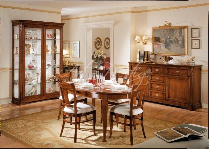 Art.601-2-3-4/T Sala da pranzo classica - Art Prestige – Luxury ...