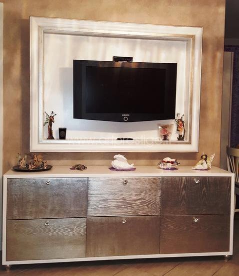 Credenza e Cornice Porta Tv - Art Prestige – Luxury Furniture