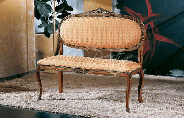 Art.119 Divano arte povera - Art Prestige – Luxury Furniture