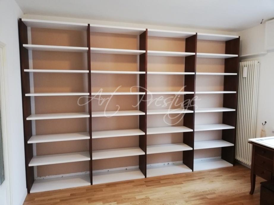 Libreria Componibile Legno.Libreria In Legno Componibile Art Prestige Luxury Furniture